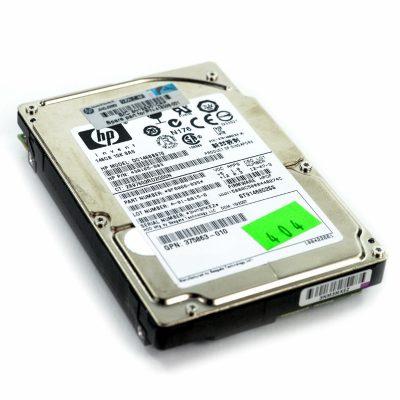 "430165-003 HP 146GB 10K RPM 3G SFF SAS 2.5"""