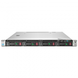 HP PROLIANT DL360E G8 (E5-2450)